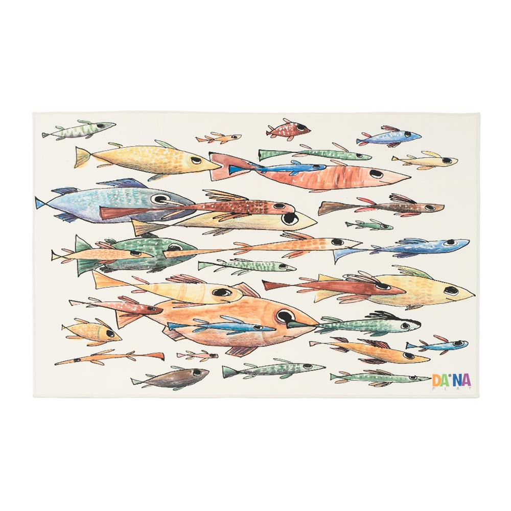 물고기 카페트
